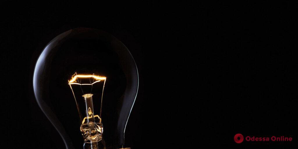 В Одессе произошло масштабное отключение электричества (обновлено)