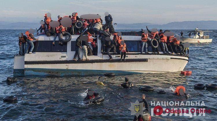 Одесситов задержали за торговлю украинскими моряками
