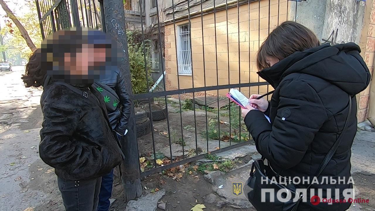На проспекте Шевченко поймали воровку-рецидивистку