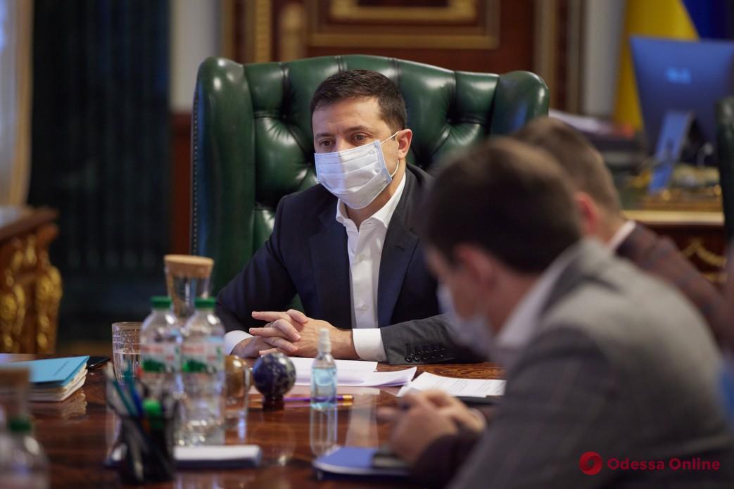 Офис Президента: руководство государства проводит консультации, нужен ли локдаун
