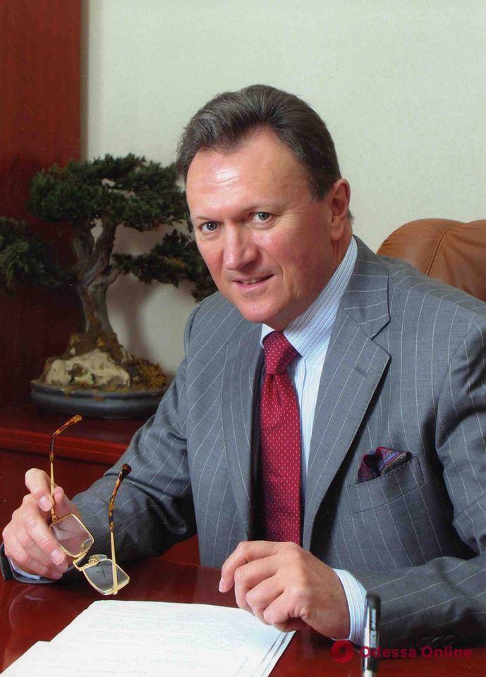 Победу на выборах ректора Одесского медуниверситета одержал Валерий Запорожан