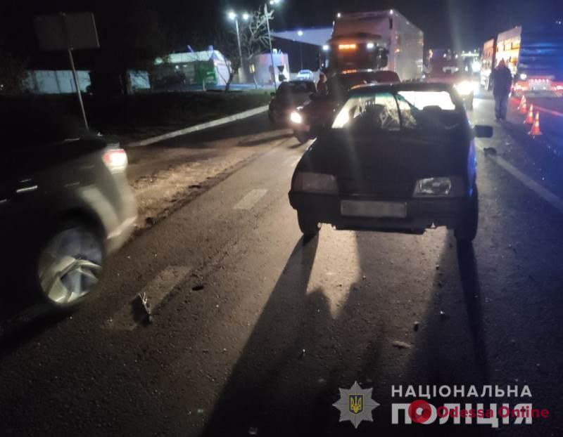 На Объездной дороге легковушка насмерть сбила пешехода