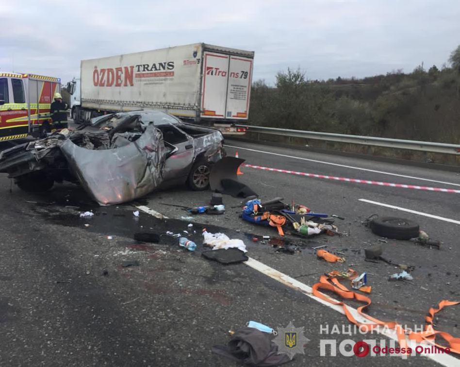 Появились подробности смертельного ДТП на трассе Одесса — Киев