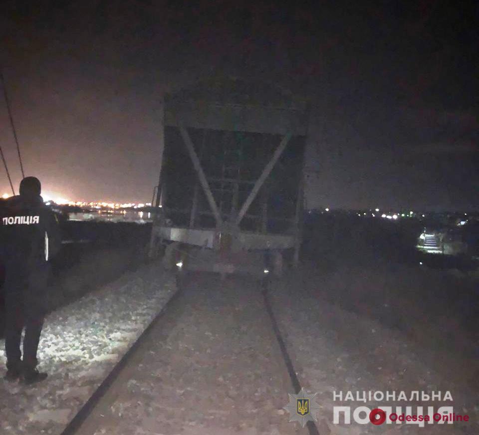 В Одесской области мужчина погиб под колесами поезда