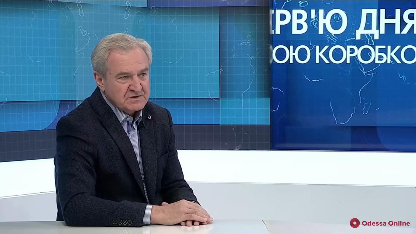 Сергей Гриневецкий призвал одесситов голосовать за Геннадия Труханова