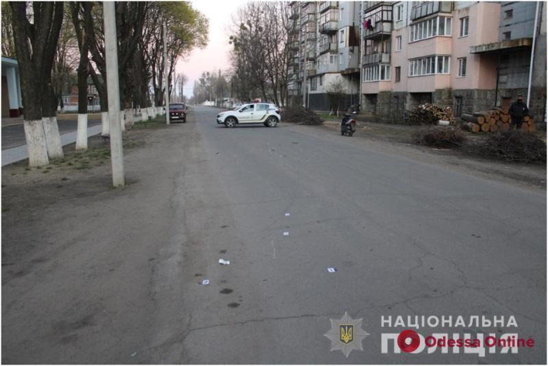 В Одесской области пьяный мопедист устроил ДТП — пострадала женщина