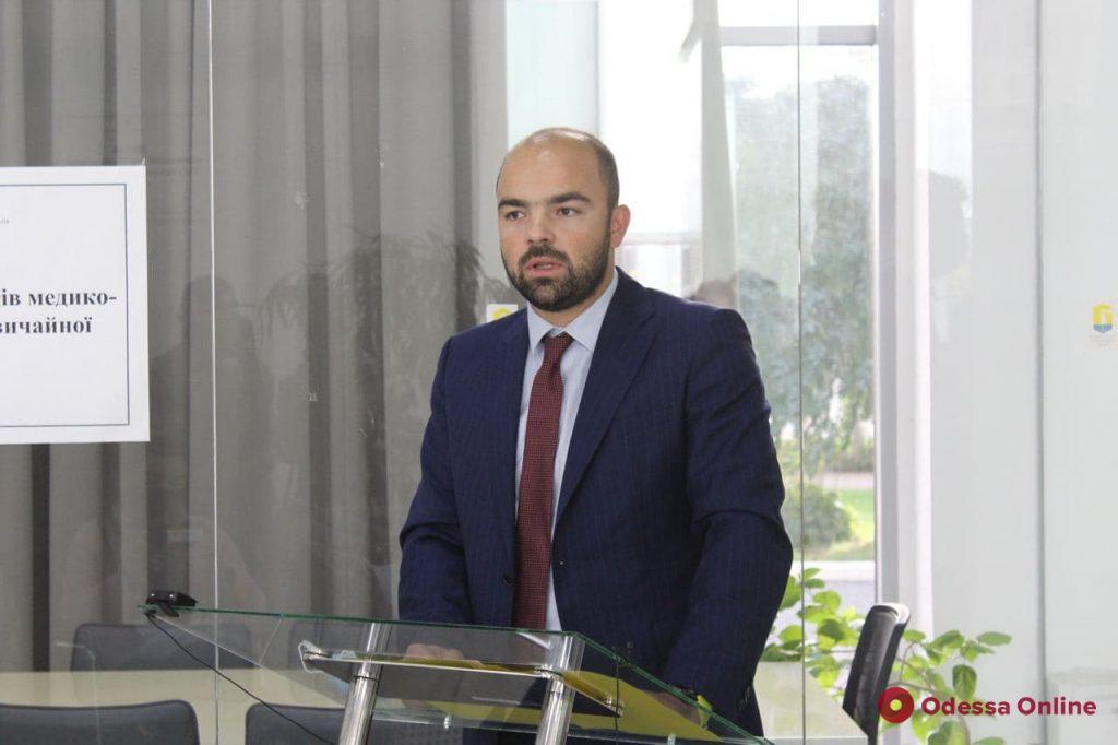 В ОГА предлагают размещать пациентов с Covid-19 на морвокзале и в санатории Чкалова