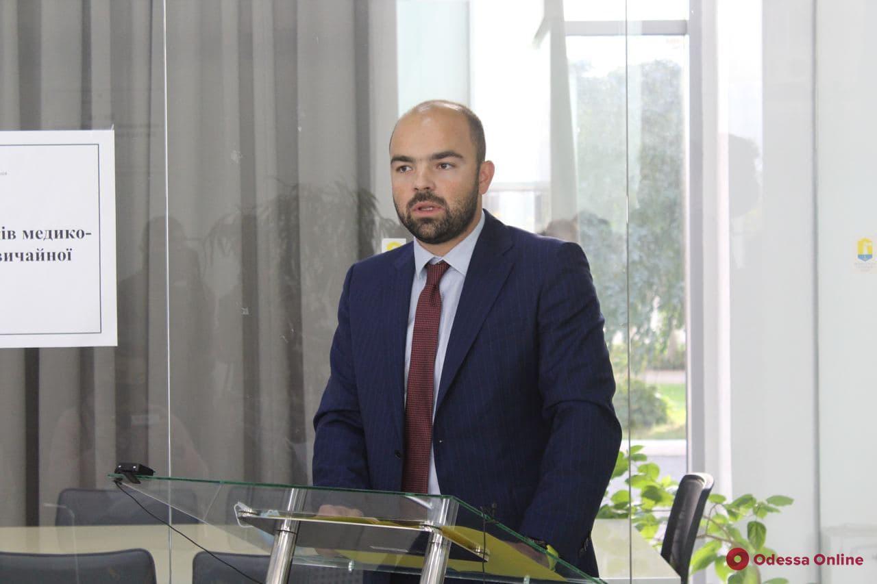 Президент назначил временного главу Одесской ОГА
