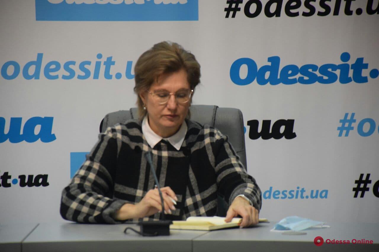 Ведущий инфекционист страны похвалила Одессу за достижения в борьбе с COVID-19
