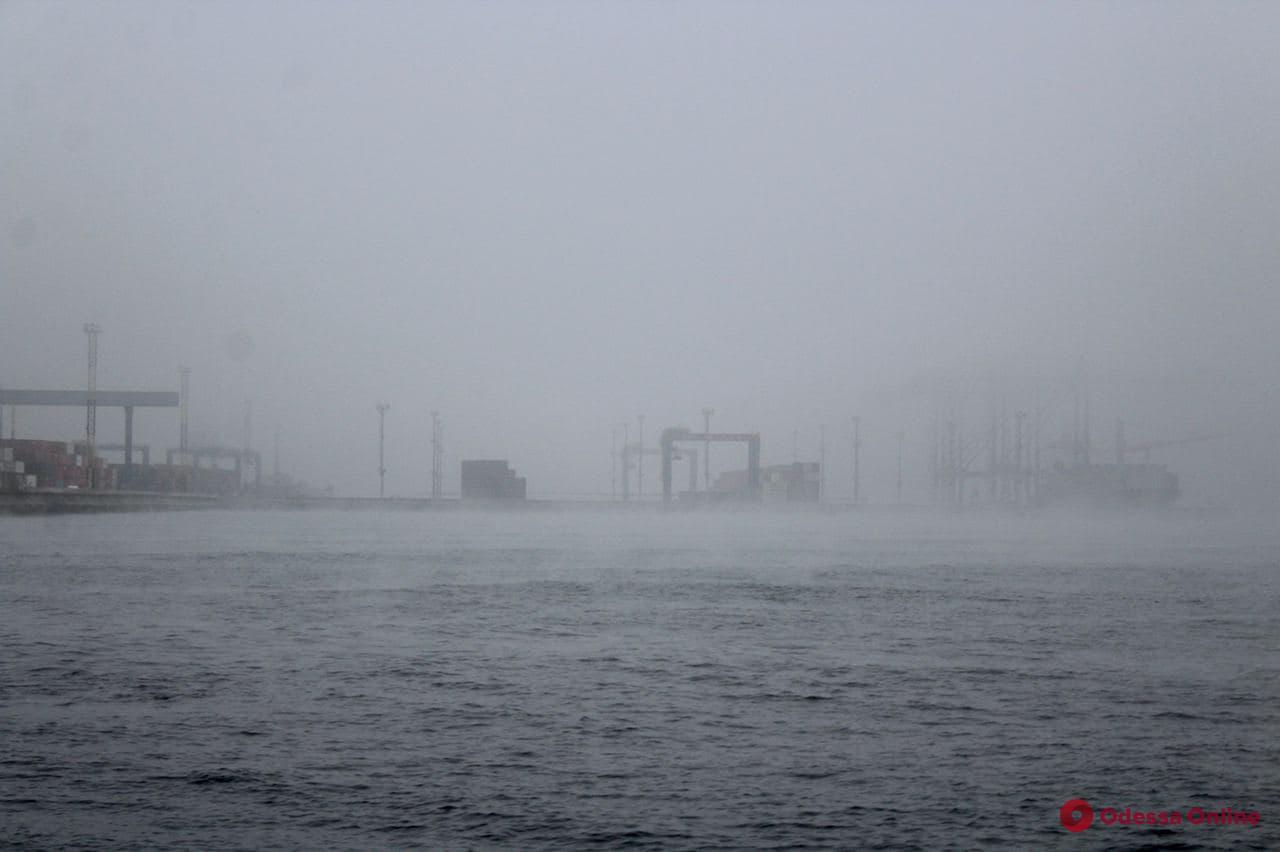О погоде: завтра утром в Одессе ожидается туман