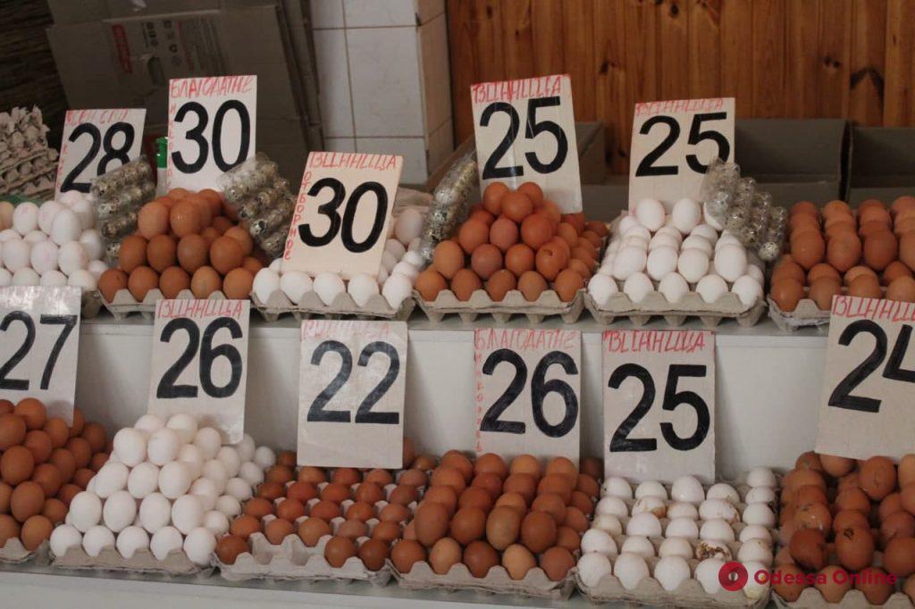 Картофель, яблоки и судак: воскресные цены на одесском «Привозе»