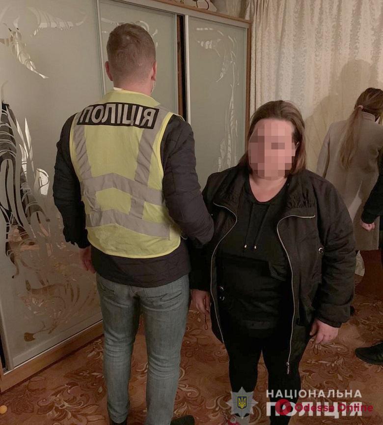 Полиция задержала одесситку, которая вербовала девушек для занятия проституцией