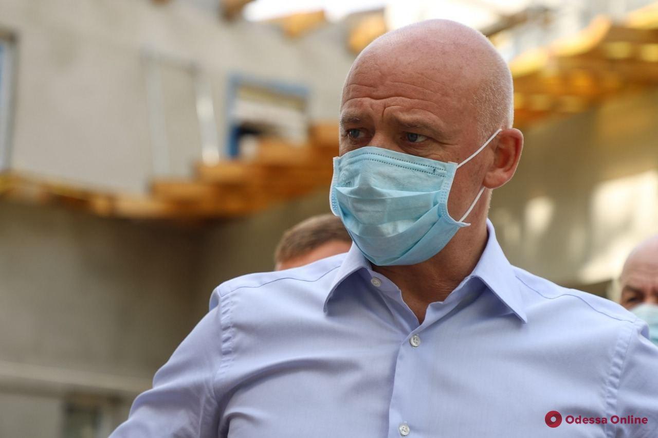 Геннадий Труханов заразился коронавирусом