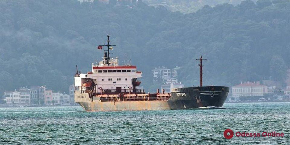 В Гвинейском заливе пираты напали на судно Stevia и захватили в плен украинских моряков