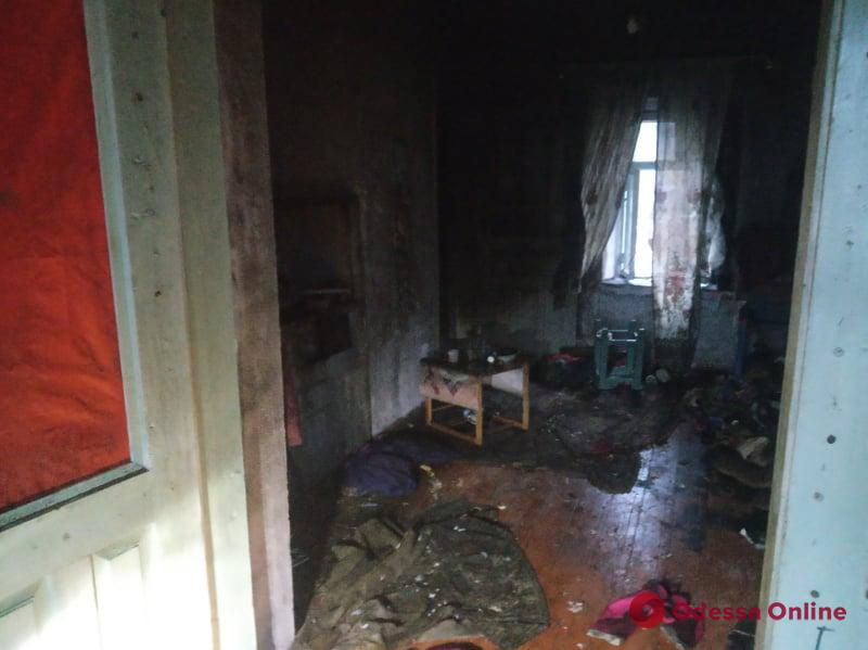 В Одесской области при пожаре погибла трехлетняя девочка (обновлено)