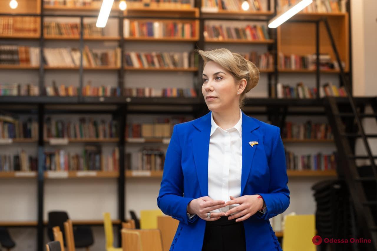Светлана Осауленко сняла свою кандидатуру с выборов ректора ОНУ имени Мечникова
