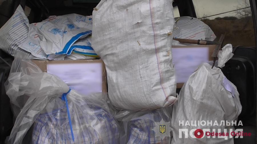 В Одесской области полицейские сожгли партию наркотиков