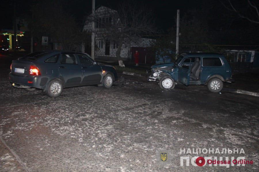 В Одесской области разыскиваемый мошенник угодил в ДТП и попался в руки полицейским