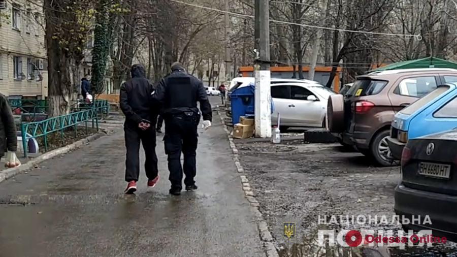 В Одессе задержали подозреваемого в убийстве арендодателя
