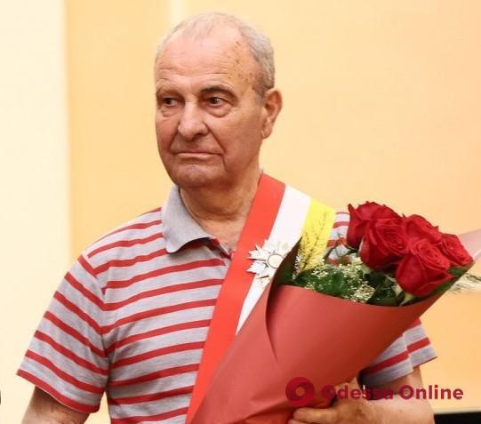 Скончался советник Одесского городского головы Михаил Козырев