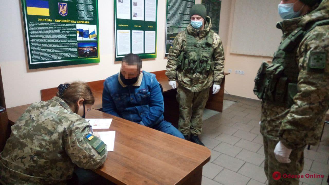 В порту Черноморска задержали мошенника из Израиля