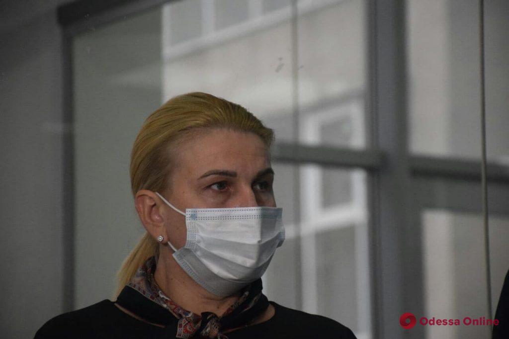 Глава облздрава прокомментировала ситуацию с умершими пациентами в одесской больнице