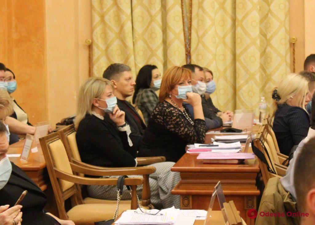 Депутаты горсовета выделили одесским тепловикам 150 миллионов