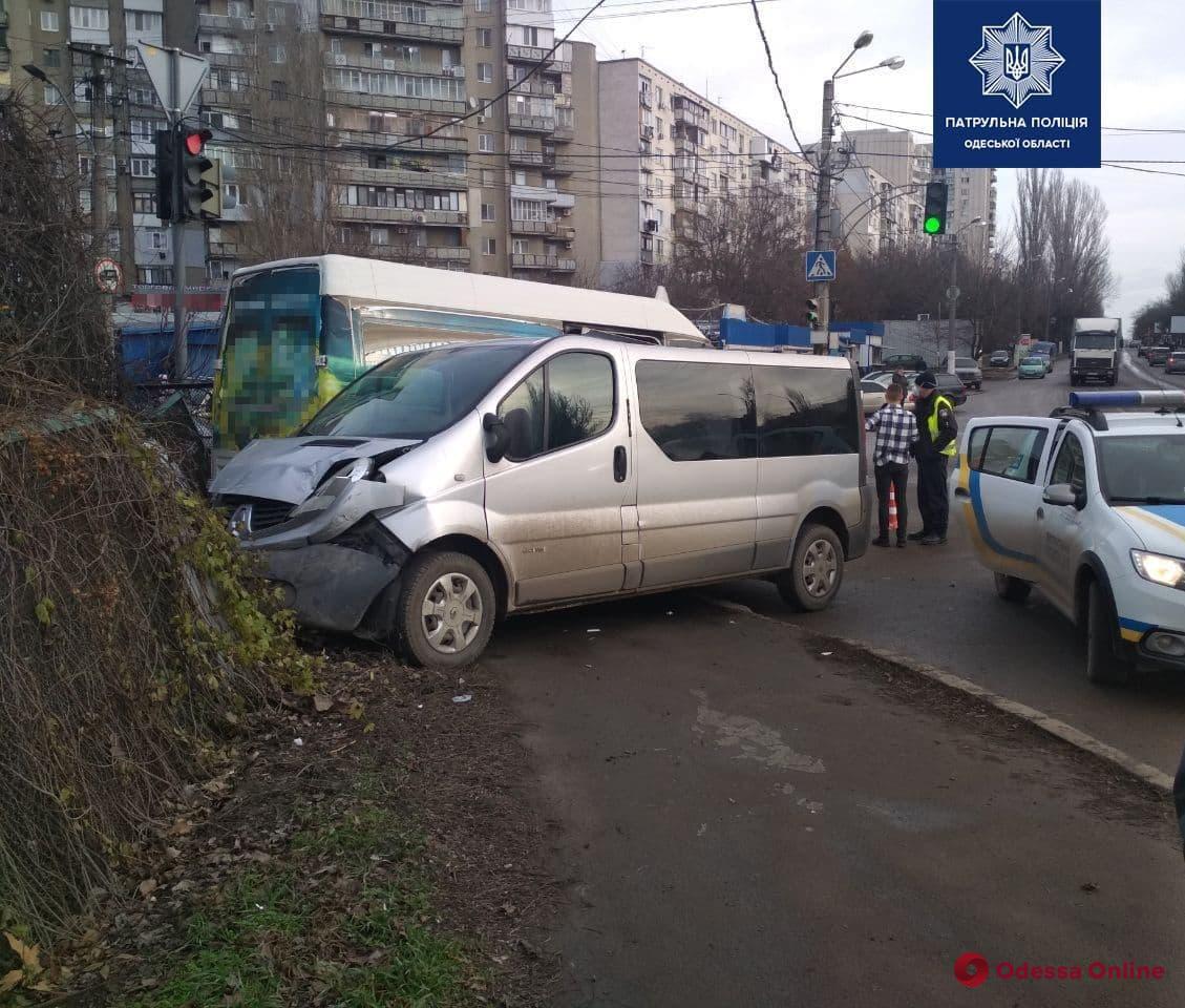 На поселке Котовского в ДТП пострадала женщина