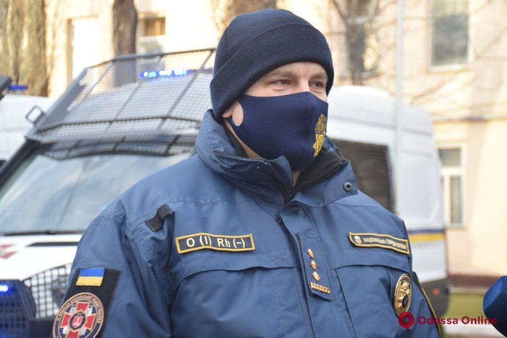 В Одессе общественный порядок в новогоднюю ночь будут обеспечивать 300 нацгвардейцев