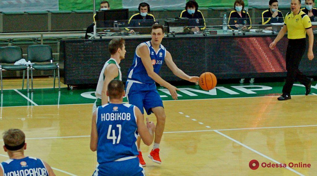 Баскетбол: «Одесса» и «Химик» определили сильнейшего во втором дерби в рамках Суперлиги