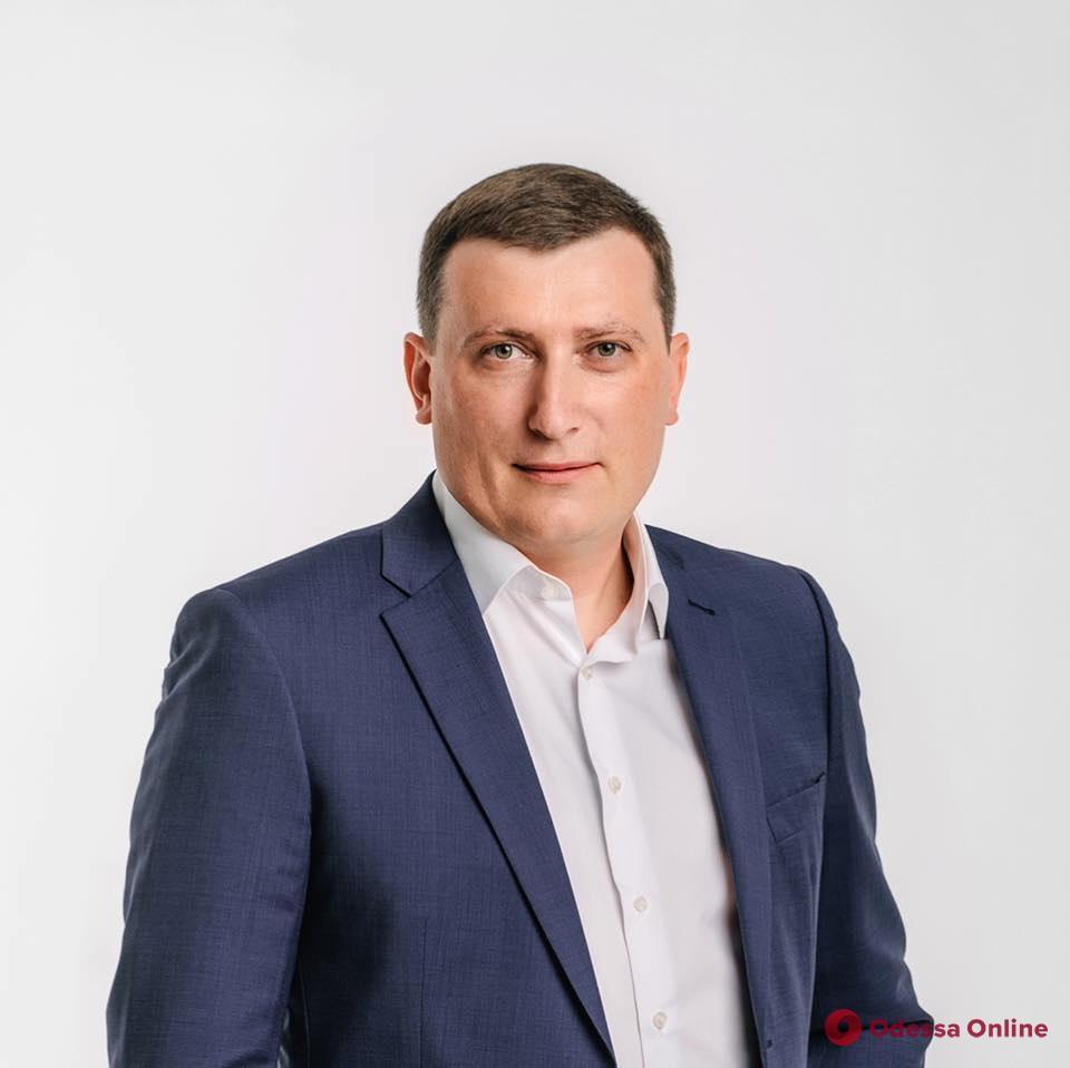 У мэра Одессы появился новый заместитель