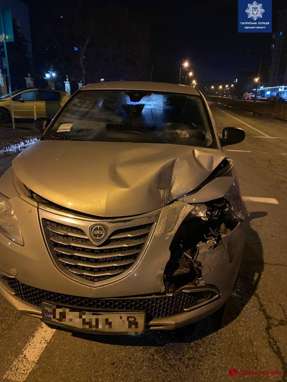 На Балковской пьяный водитель устроил ДТП — пострадал ребенок