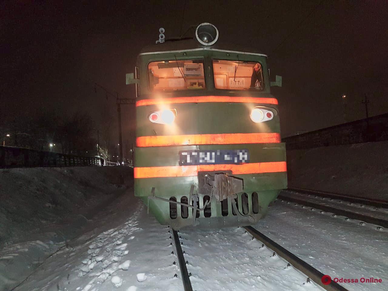 В Одессе мужчина погиб под колесами поезда