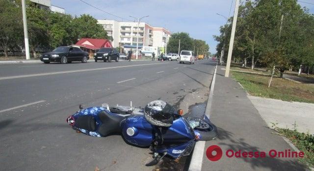 В Измаиле будут судить водителя, который сбил мотоциклиста
