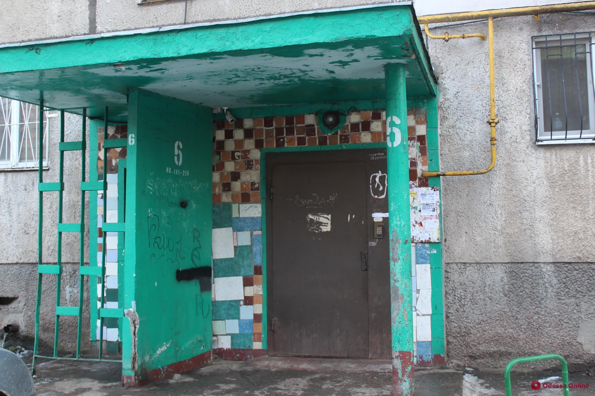 Жестокое преступление на Таирова: убийца жил тихо и ничем не выделялся