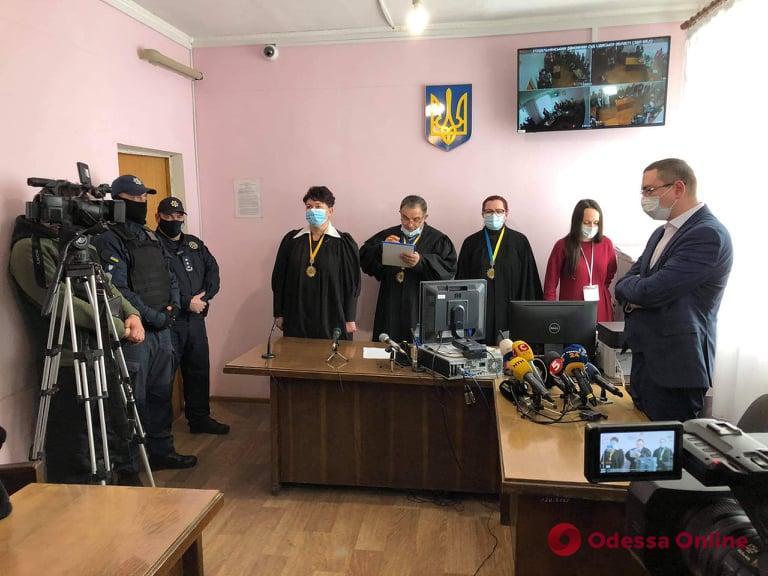 Убийцу 11-летней Дарьи Лукьяненко приговорили к пятнадцати годам лишения свободы (видео)