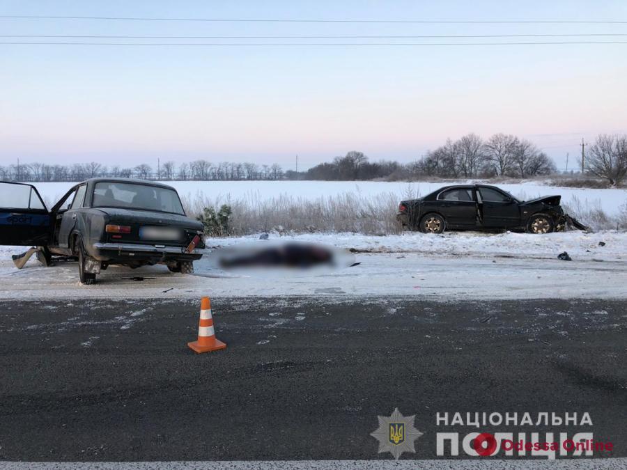 В Одесской области столкнулись ВАЗ и Hyundai — погиб один из водителей