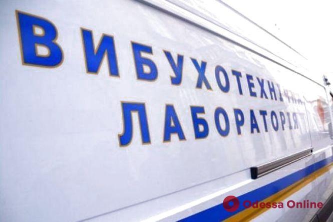 В Одессе проверяют информацию о бомбах в двух больницах и суде