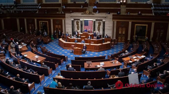 Конгресс официально признал Байдена новым президентом США