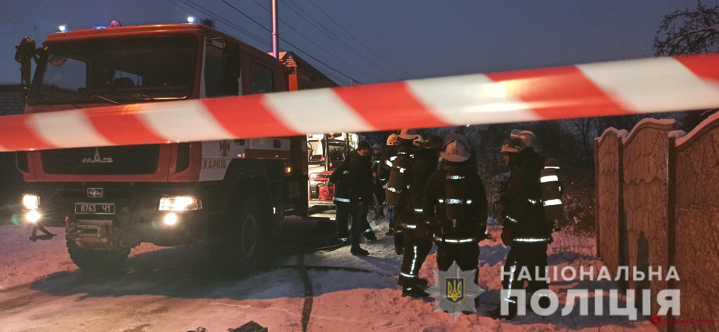 В Харькове горел дом престарелых — погибли 15 человек