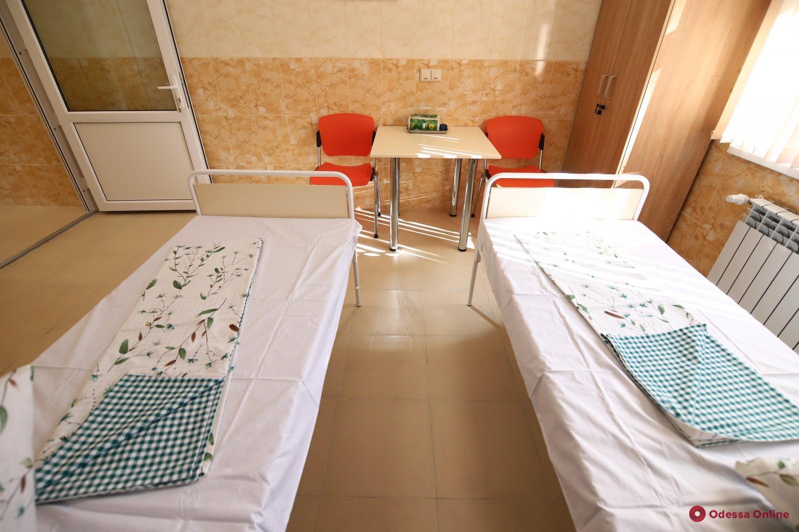 В одесских опорных больницах есть 178 свободных коек для пациентов с COVID-19