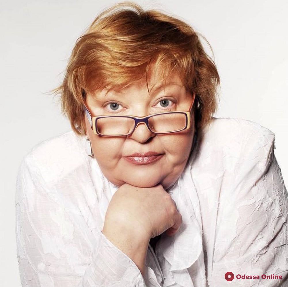 Прощание с одесской актрисой Ириной Токарчук пройдет завтра в Русском театре с 10.00 до 11.00