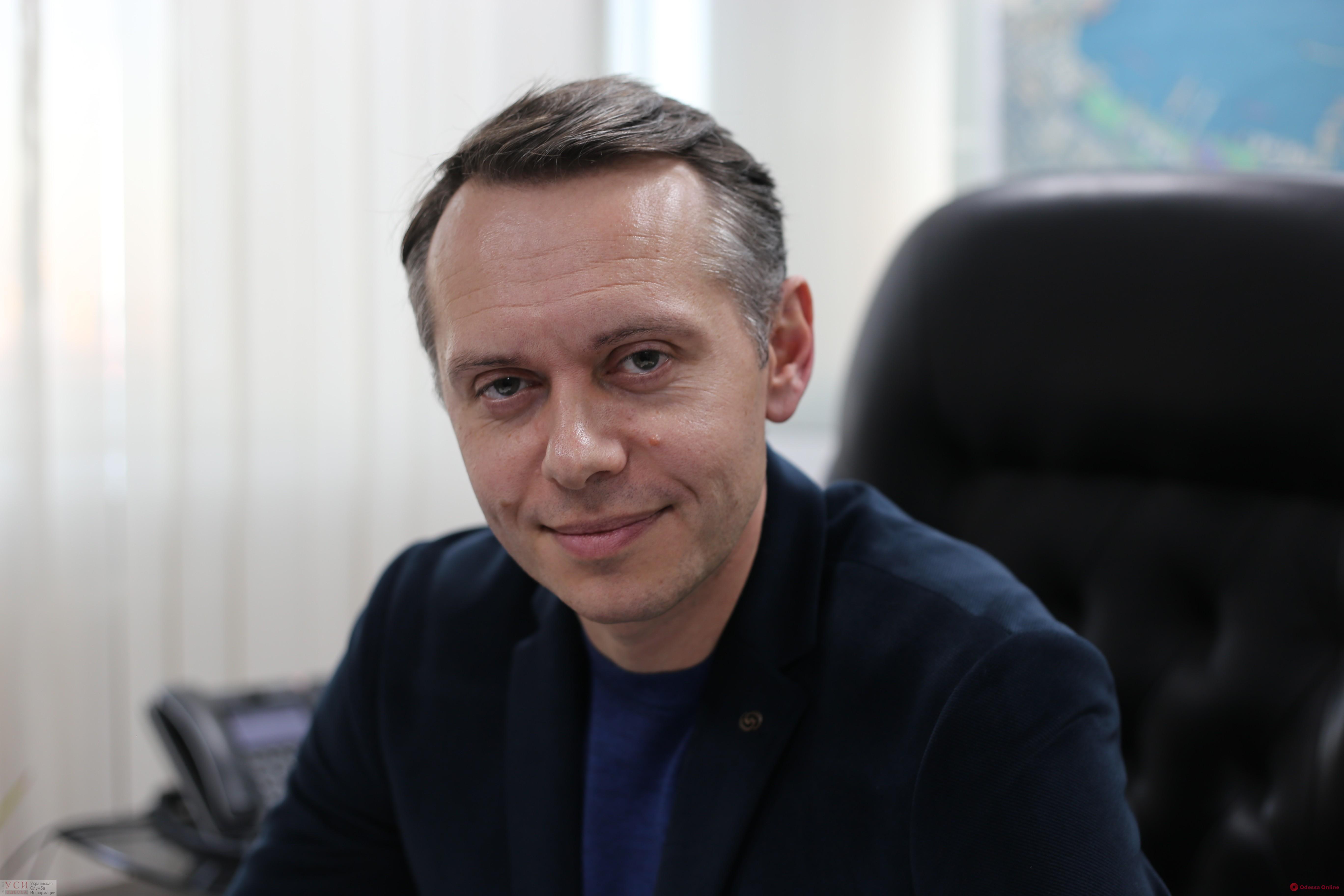 Руководителя Одесского морского порта отстранили от должности