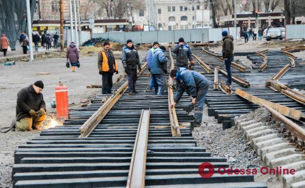 В Одессе приступают ко второму этапу капремонта Новощепного ряда