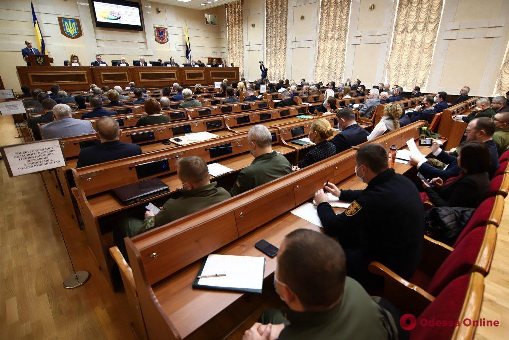 Мэр Одессы: вопрос погашения задолженности по зарплате нужно решать комплексно