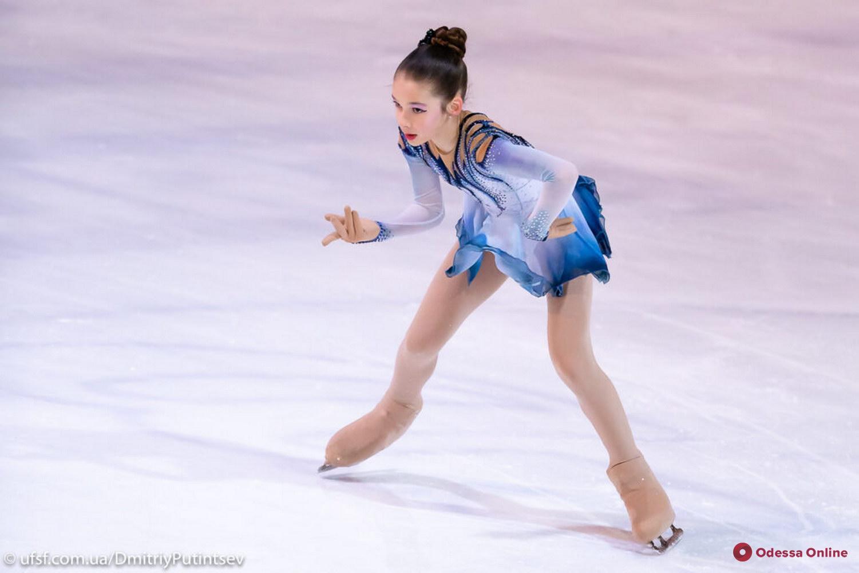 Фигурное катание: одесситы завоевали одиннадцать медалей на всеукраинских соревнованиях