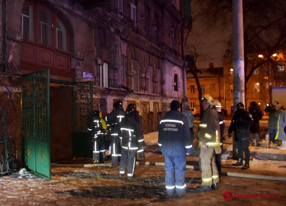 В Высоком переулке мужчина едва не угорел из-за замыкания электропростыни