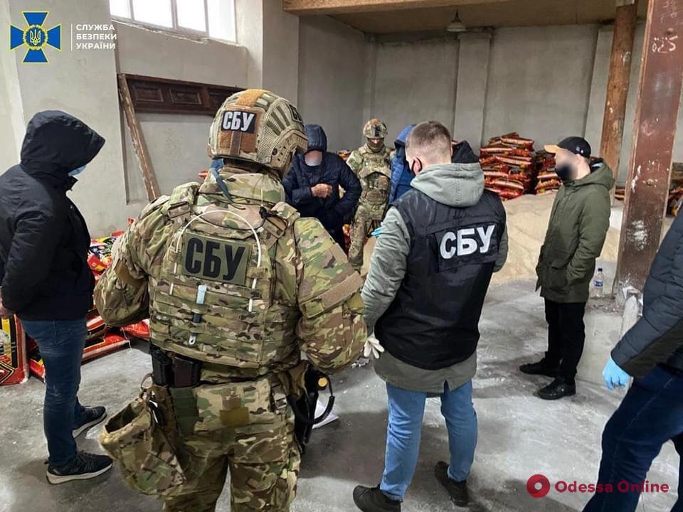 СБУ задержала рекордную партию героина, прибывшую в Одесский порт (фото)