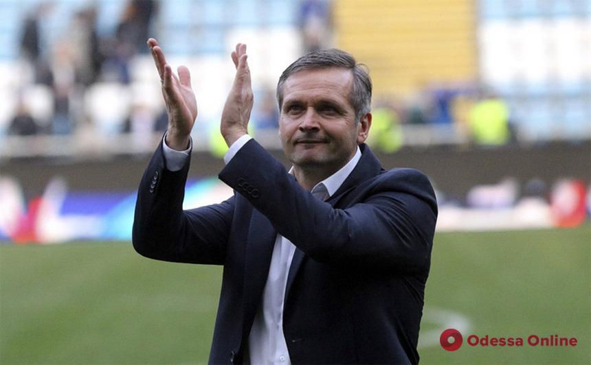 Футбол: одессит стал спортивным директором криворожского «Кривбасса»