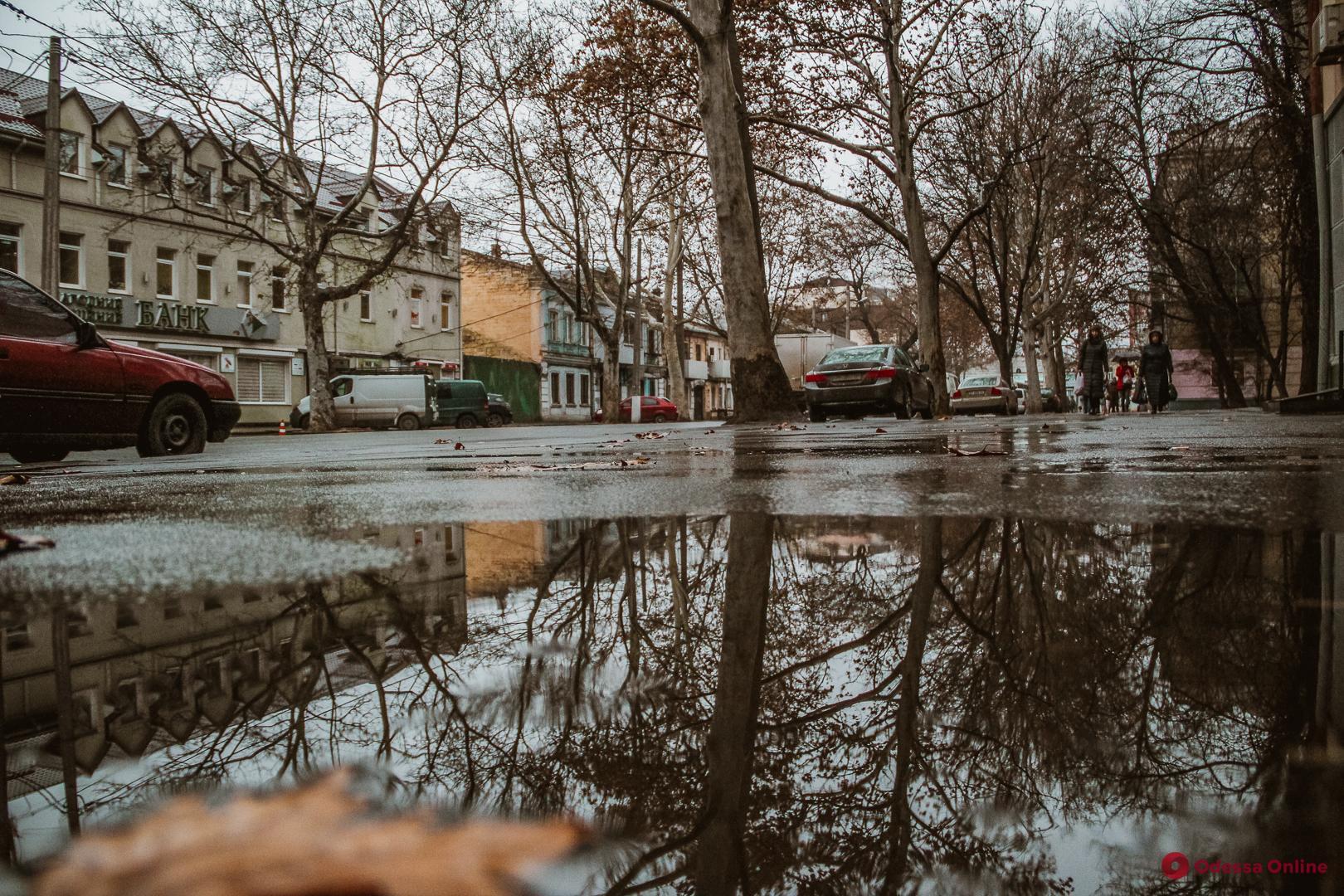 Пятница в Одессе будет дождливой